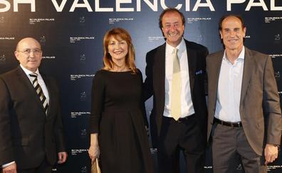 El hotel Valencia Palace celebra 25 años