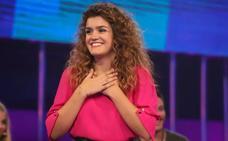 Amaia hace las maletas para Eurovisión: «No faltará el libro 'España de mierda'»