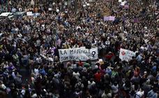 STEPV pide a los profesores que se manifiesten contra la sentencia de La Manada