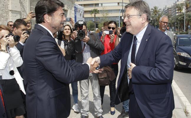 Puig asegura que su partido no intentó comprar el voto de Belmonte