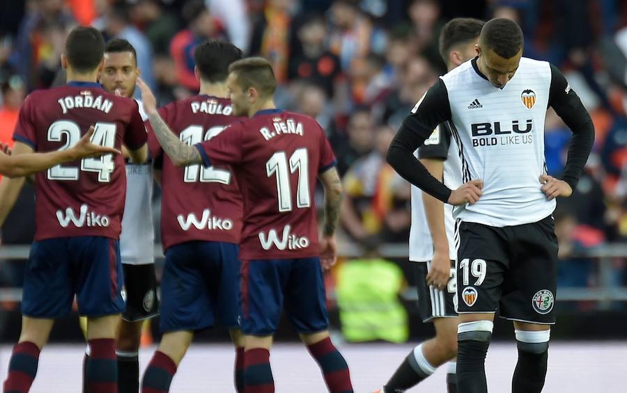 Fotos del Valencia CF - SD Eibar