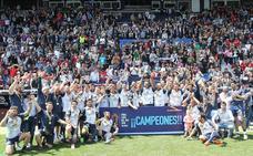 El VRAC se hace con la Copa del Rey de rugby en Valencia