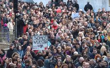 Burgos grita «basta ya» contra la violencia de género