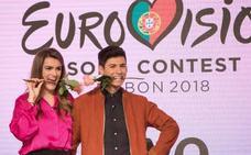 Los objetos prohibidos en Eurovisión