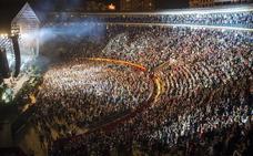 Los 12 grandes conciertos que pasarán por la plaza de Toros de Valencia en 2018