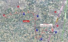 Adjudican el primer tramo del anillo ciclista metropolitano de Valencia por 900.000€