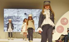 El traje marinero para chicas, nueva tendencia