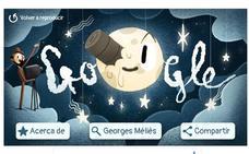 El fascinante homenaje de Google a Georges Méliès con su primer doodle de realidad virtual