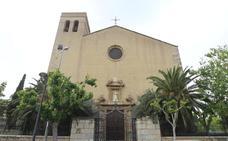 La iglesia de Santa Catalina de Siena en Valencia, una construcción de dos mundos