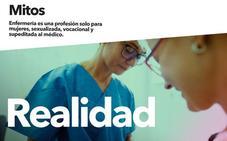 La campaña de Satse para acabar con «la imagen sexista y retrógrada» de las enfermeras