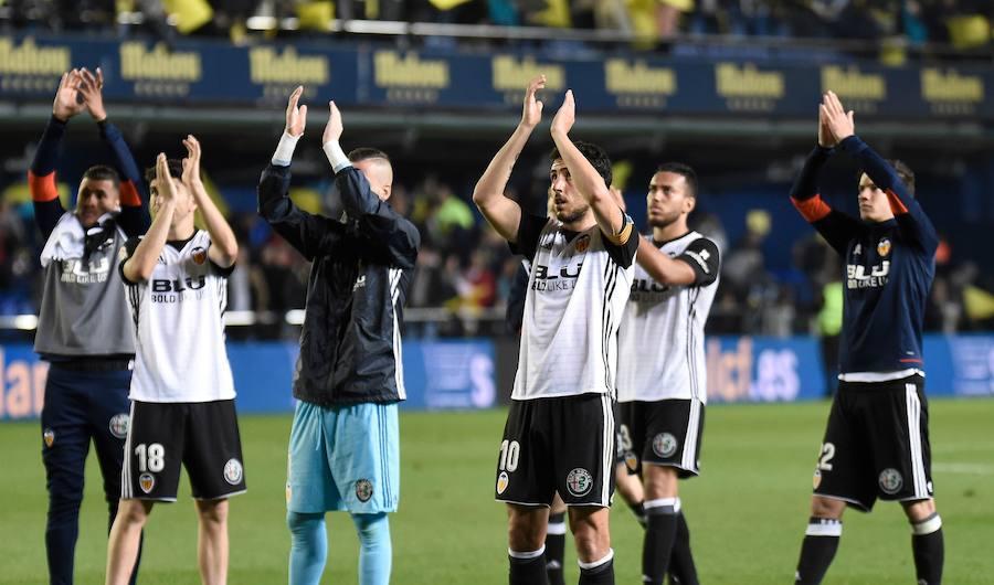 Fotos del Villarreal CF - Valencia CF