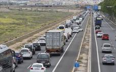 Valencia, otra vez colapsada