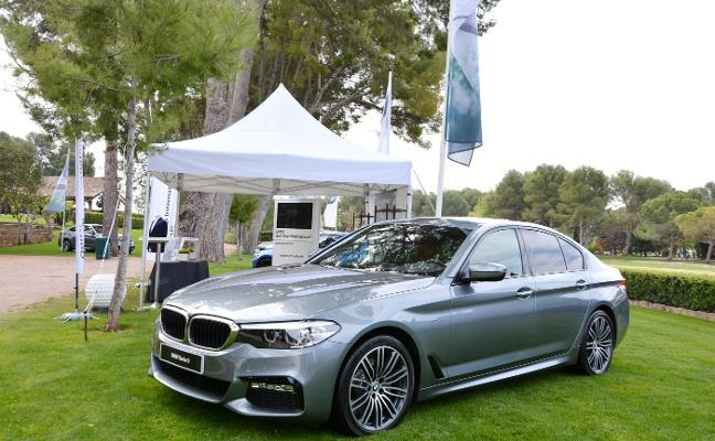 Bertolín inaugura la BMW Golf Cup International 2018