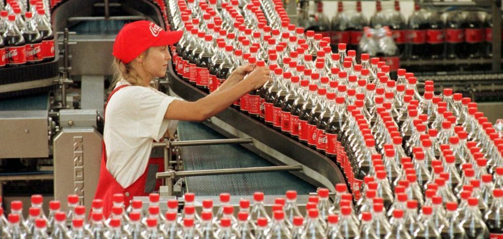 El secreto valenciano de la botella de Coca-Cola