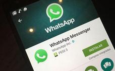 El botón negro de Whatsapp que no debes apretar