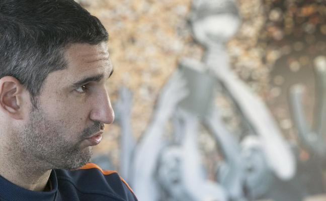 «No me planteo qué es lo mejor para mi carrera sino para el Valencia Basket»