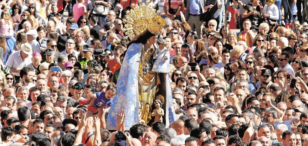 Valencia se prepara para honrar a la Mare de Déu