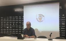 Sagreras: «El Valencia quiere que las Peñas se pongan las pilas»