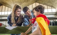 ¿Qué hacen Alfred y Amaia con 1.000 niños en Lisboa?