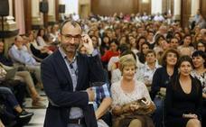 Rafael Santandreu presenta su último libro 'Nada es tan terrible' en Aula Las Provincias