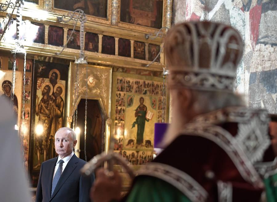 El lujo ruso que rodea a Vladimir Putin