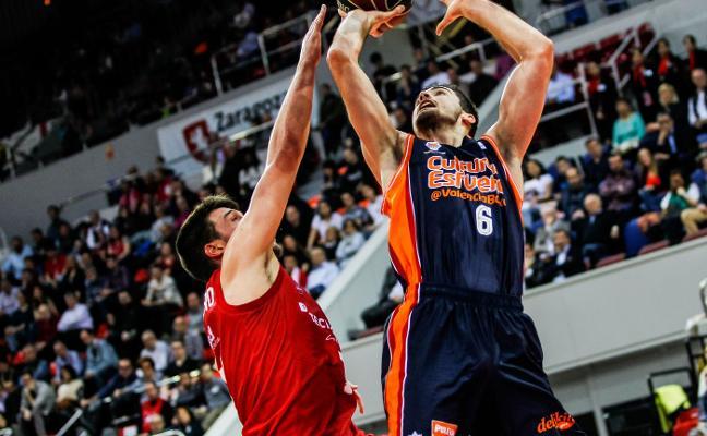 La NBA se fija en la progresión de Abalde
