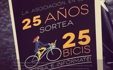 Valencia regalará 25 bicis en mayo