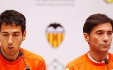 El Valencia CF estrena ropa en Arabia Saudí