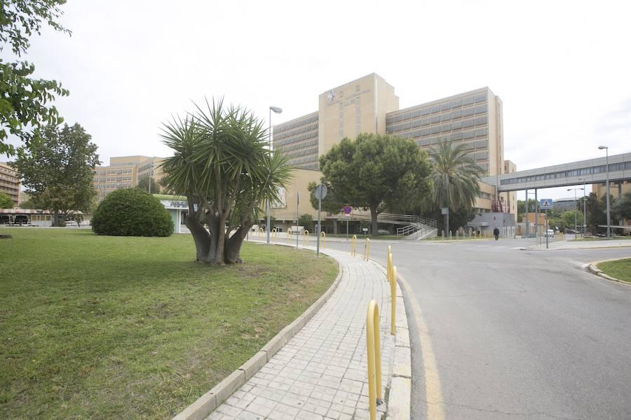 La vieja Fe de Valencia agoniza tras dos años de espera sin empezar las obras