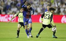Los 36 futbolistas del Levante-Zaragoza,al banquillo por presunto amaño