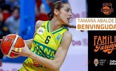 El Valencia Basket ficha a Tamara Abalde