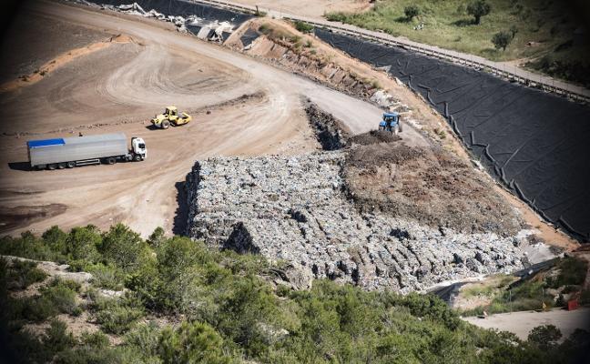 El vertedero de Dos Aguas afronta su última ampliación antes del cierre en 2025
