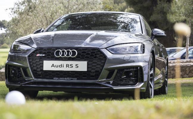 La 'Audi Quattro Cup' de golf, en El Bosque