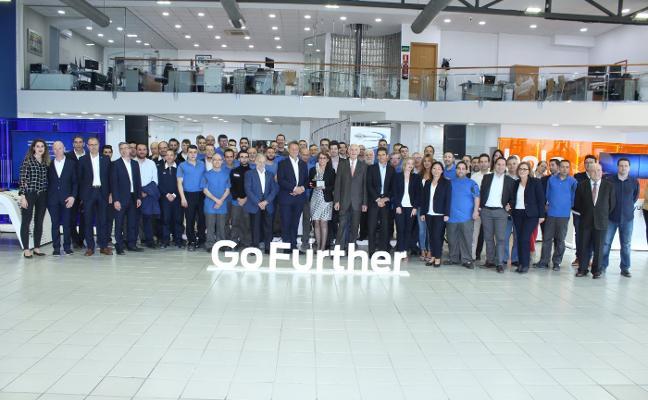 Ford España reconoce a Vedat Mediterráneo su alta calidad