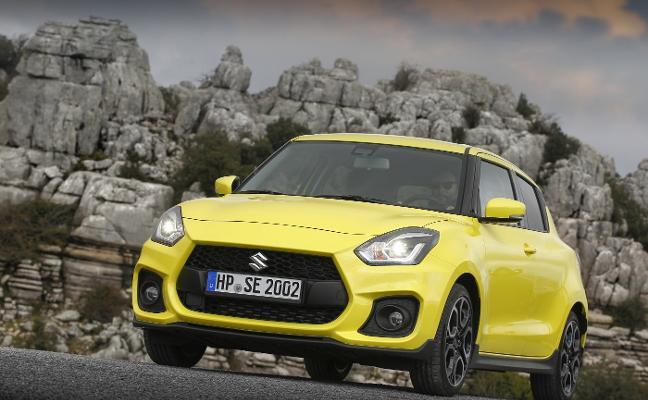 Suzuki se pone en forma con el nuevo Swift Sport