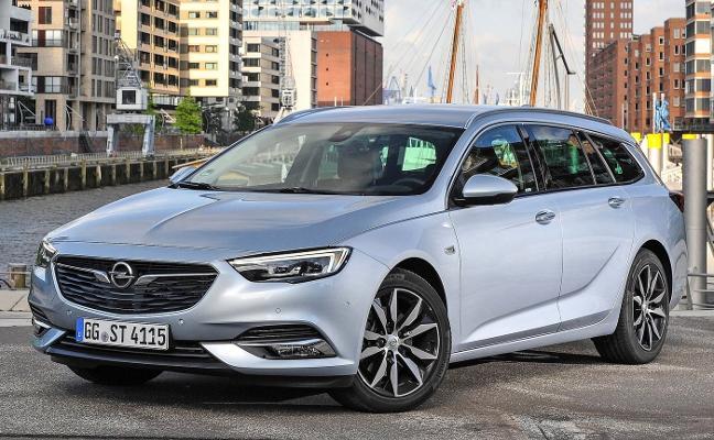 El nuevo Opel Insignia, de los mejores de su clase