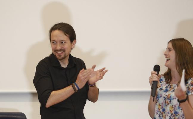 La dirección valenciana de Podemos vuelve a ausentarse de un acto de Iglesias