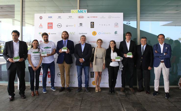 Premios Ecomov 2018