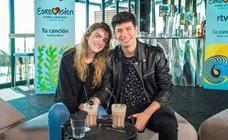 Los fans de Eurovisión se vuelcan con Amaia tras lamentar que el puesto es «un poco mierda»
