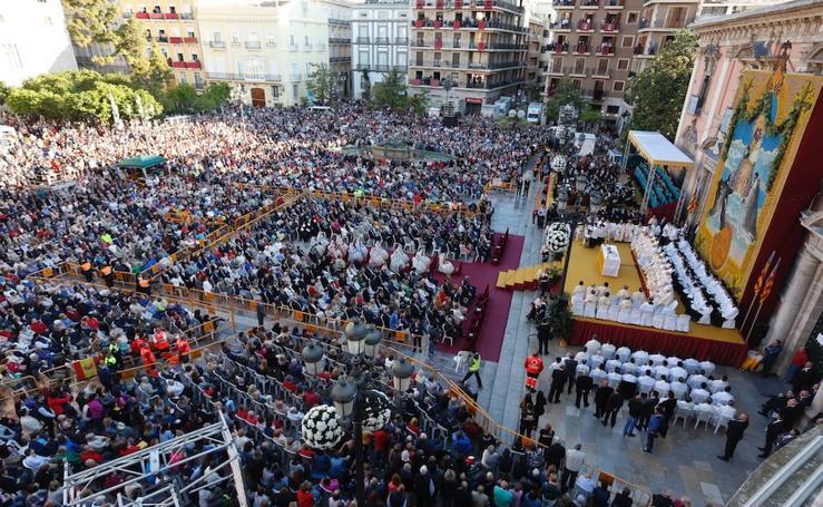 Missa d'Infants en Valencia 2018