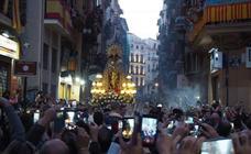 11 grandes imágenes de la festividad de la Virgen de los Desamparados en Valencia