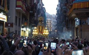11 grandes imágenes de la festividad de la Virgen