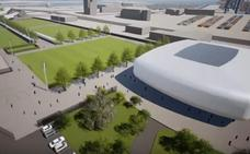 Así será la ciudad deportiva del Levante en Nazaret