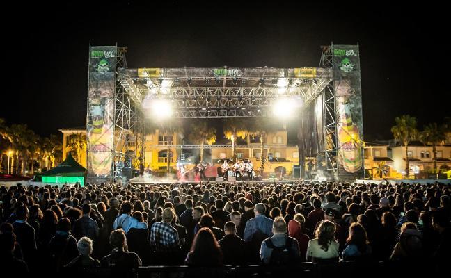 El Montgorock se consolida como una cita ineludible en el panorama musical nacional
