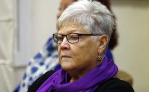 Gloria Marcos, sobre Morera: «No se puede ir al Senado a decir tonterías»