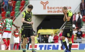 Ultras del Sporting de Portugal agreden a los jugadores