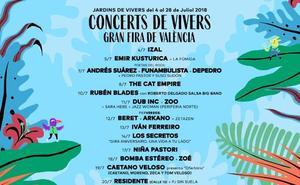 La reventa ya vende por el triple de su precio las entradas para los conciertos de Viveros en Valencia