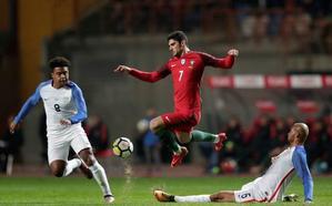 Guedes, en la prelista de Portugal para el Mundial