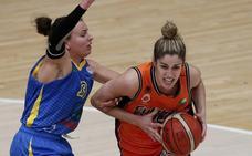 El Valencia Basket renueva a Irene Garí