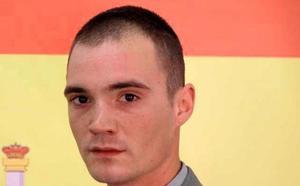 Un legionario muere atropellado por un blindado en Alicante mientras hacía unos ejercicios